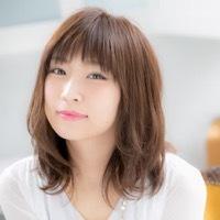 【巻き髪のようなスタイル】カット(スタイリスト)+デジタルパーマ