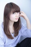 【アイロンでサラサラな髪へ・・・】スタイリストカット+縮毛矯正+スペシャルトリートメント