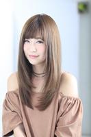 【アイロンでサラサラな髪へ】クリエイティブディレクターカット+縮毛矯正+スペシャルトリートメント
