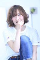 【美髪プラン】スタイリストランクカット+カラー