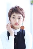 【SNSで話題の艶髪人気メニュー】トップスタイリストカット+イルミナカラー