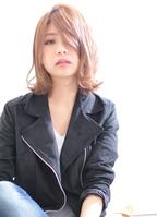 【透明感・ツヤ感 No.1】 イルミナカラー+ブロー