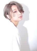 【透明感・ツヤ感 No.1】 カット+イルミナカラー