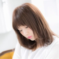 【染めるだけ♪】リタッチプラン(カラー+ブロー)