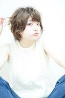 【頭の形・髪質の悩みを解決♪】カット+パーマ