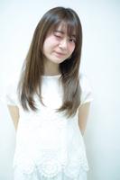 【天使の輪がほしい♪】スタイリストカット+トリートメント¥5500