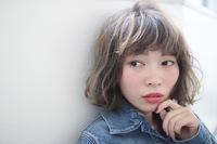 【透明感・ツヤ感Instagram人気No,1】ブリーチ+透明感カラー