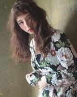【女性にオススメ♪】似合わせカット+潤艶カラー+毛髪補修トリートメント
