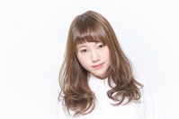 【髪にしっかり立ち上がりとボリューム☆】カット&クリープパーマ