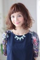 <朝のスタイリング短縮>スタイリストカット+パーマ
