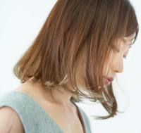 《大人女性にオススメ》 秋冬は1つ上の上品な雰囲気に!! カット+カラー+インナーカラー