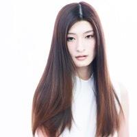 【自然なうるツヤストレート】スタイリストカット+縮毛矯正(ソフト)+ブロー