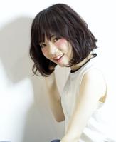 【朝のスタイリング楽チン♪】カット+パーマ+シャンプー