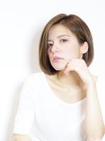 【贅沢な手触り】デザインカット+毛髪補修トリートメント+シャンプー