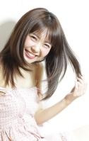 【しなやかな手触りに☆】カット+縮毛矯正ソフト+トリートメント+シャンプー