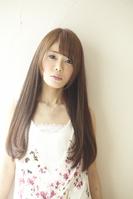 【サラ艶髪へ♪】カット+縮毛矯正