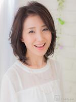 【人気NO1白髪染め】カット+カラー
