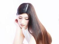 【自然にまとまるウル・ツヤストレート】カット+縮毛矯正+シャンプー