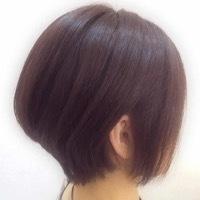 髪にも頭皮にもやさしいカラー★スタイリストカット+オーガニックカラー