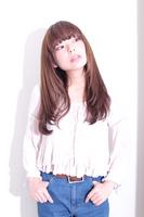 【今話題!ダメージレス・外国人風カラー】カット+イルミナカラー